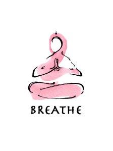 the prompt breathe meditation