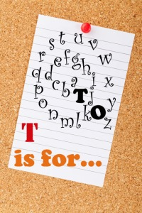A to Z Challenge blog the