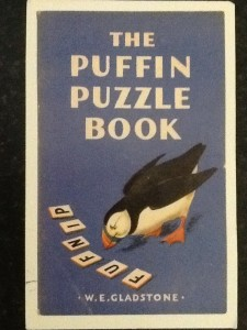 Word of the week puffin